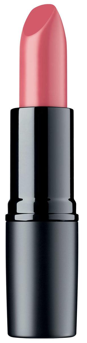 Artdeco Помада для губ матовая стойкая Perfect Mat Lipstick 155 4 г134.155Устойчивая помада с матовой текстурой - модный эффект и безупречный макияж губ весь день! Благодаря воскам в составе, помада идеально наносится, равномерно распределяется и не растекается за контуры губ. Интенсивный цвет и бархатная матовая текстура помогают создать яркий и соблазнительный макияж губ.