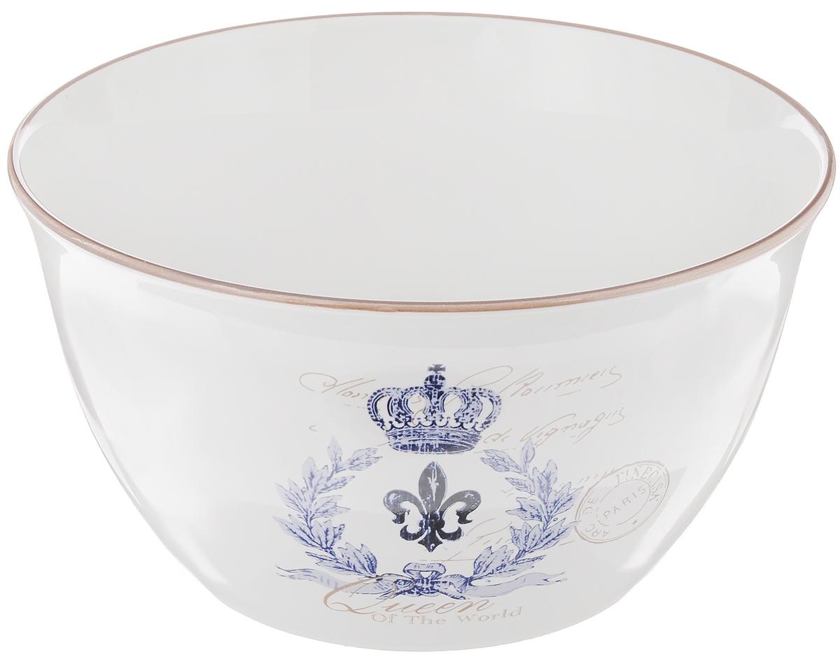 Салатник LF Ceramic Королевский, диаметр 22 смLF-320F3805/1-ALСалатник LF Ceramic Королевский, изготовленный из высококачественной керамики, прекрасно подойдет для подачи различных блюд: закусок, салатов или фруктов. Такой салатник украсит ваш праздничный или обеденный стол. Диаметр салатника (по верхнему краю): 22 см. Высота стенки: 12 см.