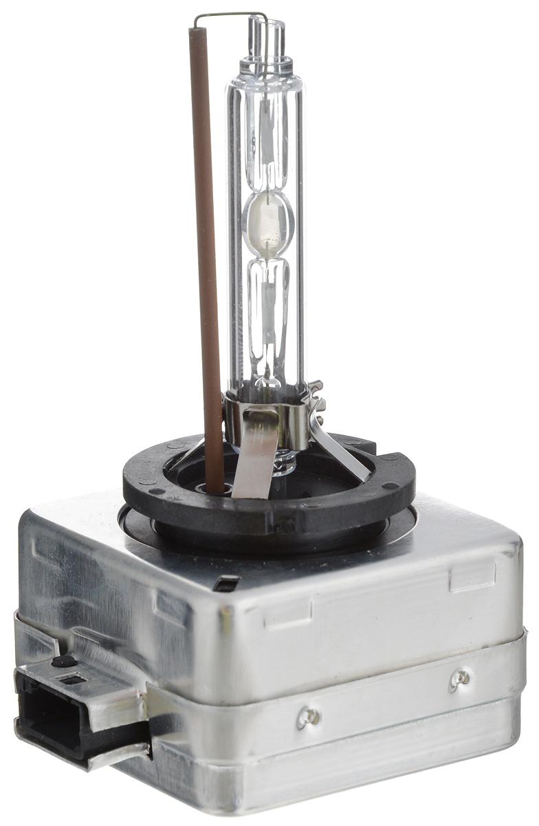 Лампа автомобильная ксеноновая Nord YADA, D1S, 5000K904049Лампа автомобильная ксеноновая Nord YADA - это электрическая ксеноновая газозарядная лампа для автомобилей и других моторных транспортных средств. Ксеноновая лампа - это источник света, представляющий собой устройство, состоящее из колбы с газом (ксеноном), в котором светится электрическая дуга, которая возникает вследствие подачи напряжения на электроды лампы. Лампа дает яркий белый свет, близкий по спектру к дневному. Высокая яркость обеспечивает хорошее освещение дороги и безопасность. Свет лампы насыщенный и интенсивный, поэтому она идеально подходит для освещения дороги во время тумана. Преимущества по сравнению с галогенной лампой: - Безопасность - лучше освещает дорогу, помогает быстрее среагировать на дорожную обстановку; - Экономичность - потребляет меньше, а светит ярче (в 3 раза по сравнению с галогенными лампами); - Увеличенный срок службы - не имеет нити накаливания, поэтому долговечна и не боится тряски.