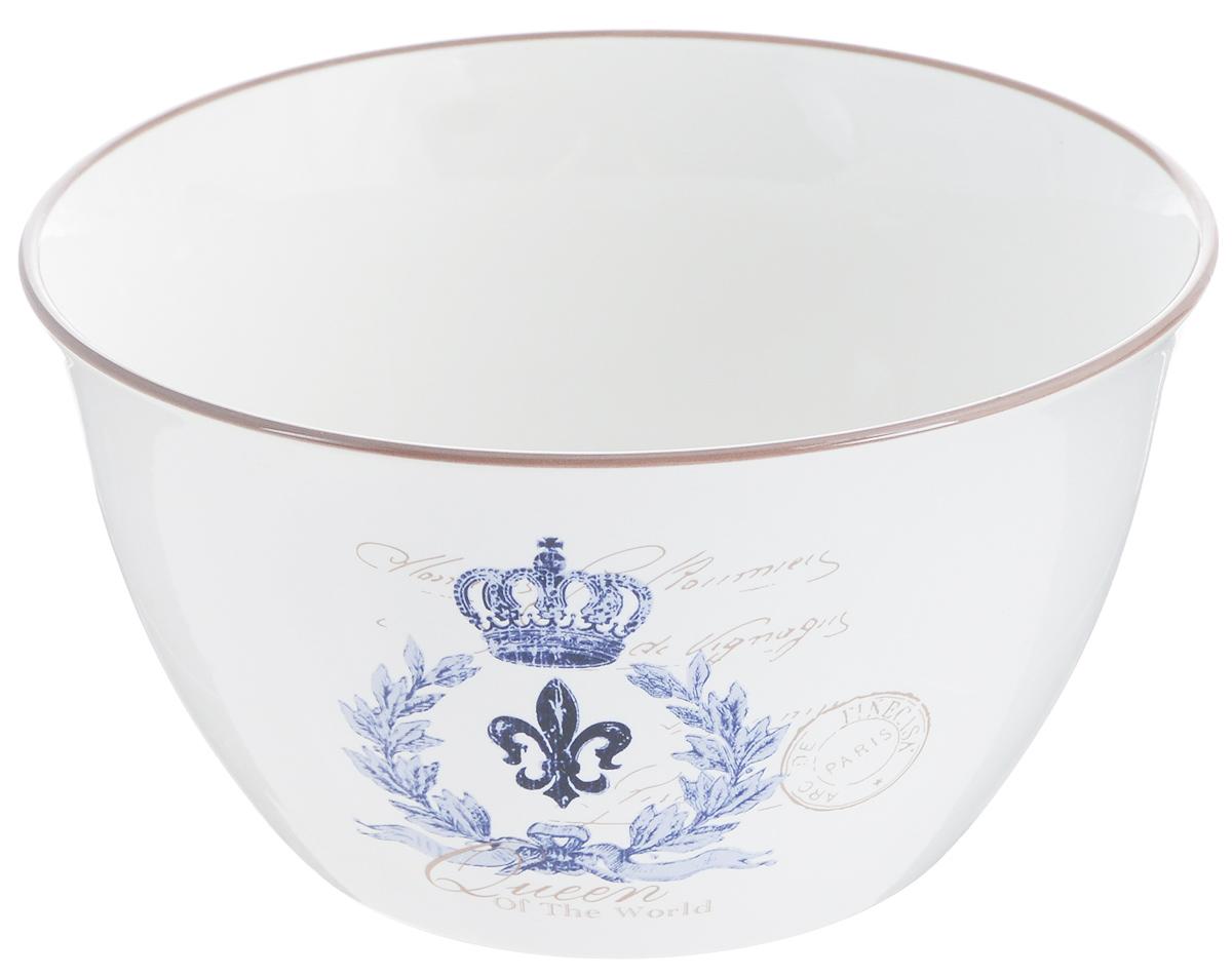 Салатник LF Ceramic Королевский, диаметр 17 смLF-190F3804/1-ALСалатник LF Ceramic Королевский, изготовленный из высококачественной керамики, прекрасно подойдет для подачи различных блюд: закусок, салатов или фруктов. Такой салатник украсит ваш праздничный или обеденный стол. Диаметр салатника (по верхнему краю): 17 см.