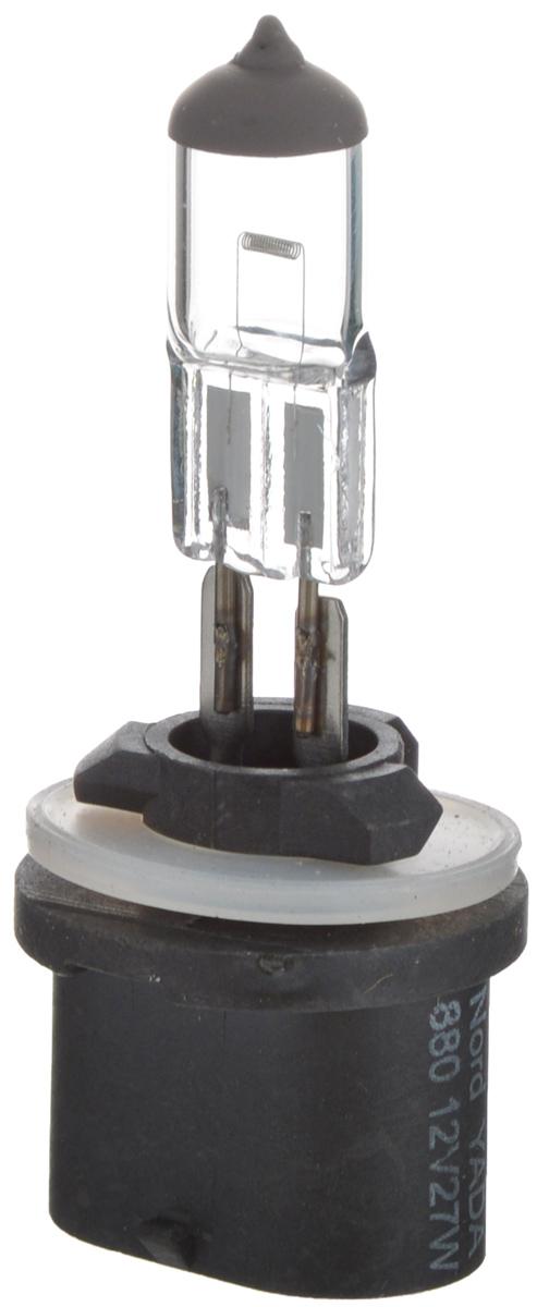 Лампа автомобильная галогенная Nord YADA Clear, цоколь H27 (880), 12V, 27W900127Лампа автомобильная галогенная Nord YADA Clear - это электрическая галогенная лампа с вольфрамовой нитью для автомобилей и других моторных транспортных средств. Виброустойчива, надежна, имеет долгий срок службы. Галогенные лампы предназначены для использования в фарах ближнего, дальнего и противотуманного света. Серия Clear обеспечивает водителю классический оттенок светового пятна на дороге, к которому привыкло большинство водителей.
