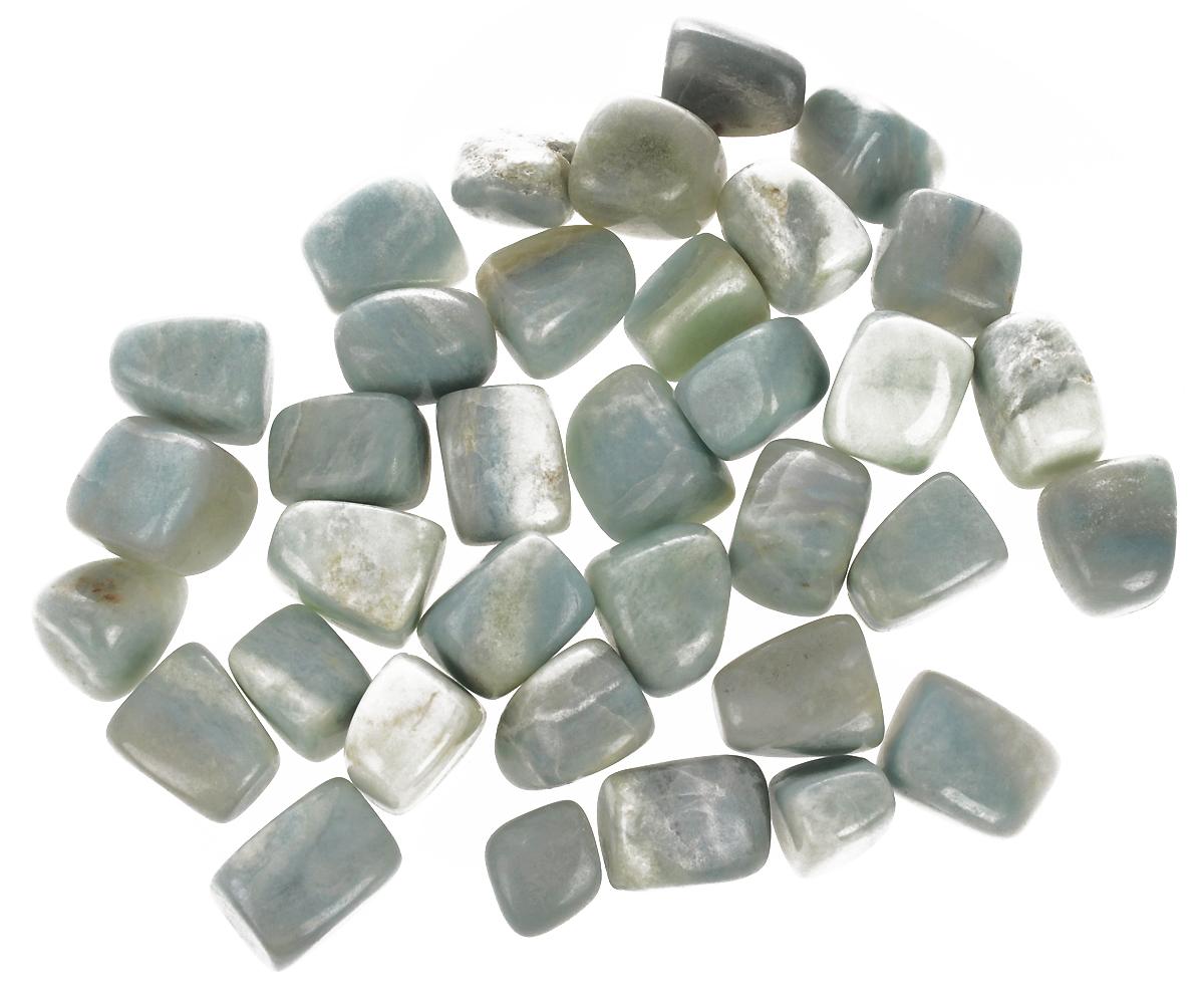 Кристаллы Lo Scarabeo Амазонит Китайски, 500 гр. CR03CR03Камни в виде кристаллов могут использоваться в астрологических гаданиях, а также как амулет или талисман. В зависимости от свойств камня можно выбирать и принцип его применения. Обращаем ваше внимание, что упаковка может содержать различное количество кристаллов (20-35 штук).