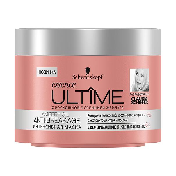 Essence ULTIME Интенсивная маска Amber Oil, 200 мл2030357Интенсивная маска. Контроль ломкости & восстановление красоты с экстрактом янтаря и маслом для экстремально поврежденных, сухих волос