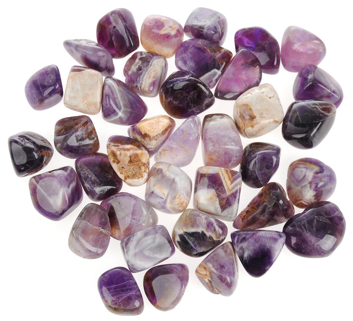 Кристаллы Lo Scarabeo Аметист (бисер), 500 гр. CR04CR04Камни в виде кристаллов могут использоваться в астрологических гаданиях, а также как амулет или талисман. В зависимости от свойств камня можно выбирать и принцип его применения. Обращаем ваше внимание, что упаковка может содержать различное количество кристаллов (20-35 штук).