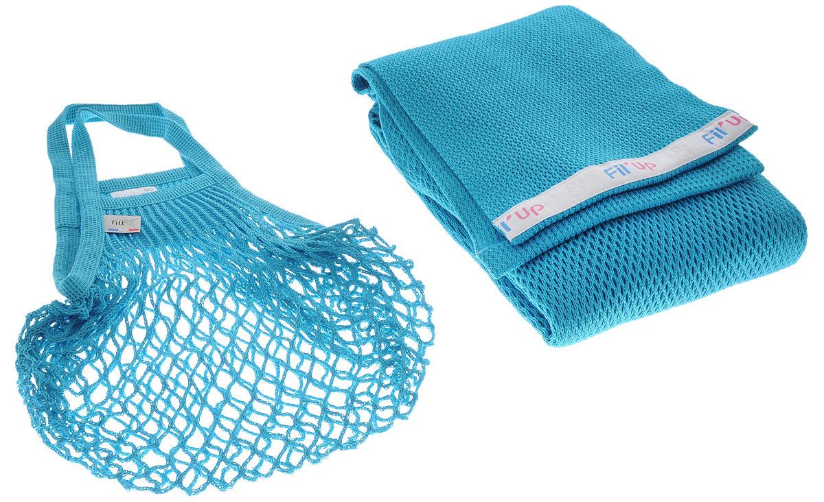 Filt Слинг-шарф Fil'Up цвет морской волны Размер L-XL