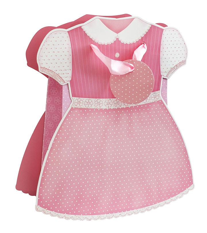 Подарочный пакет Белоснежка Розовое платье, 16х19,5х8 см1056-SB