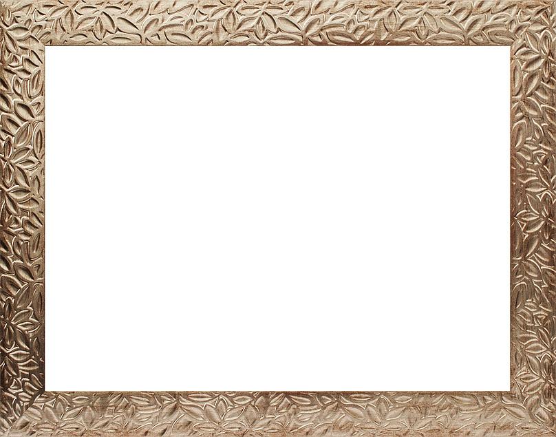 Багетная рама Белоснежка Mia, 30х40 см, цвет: серебро1301-BL