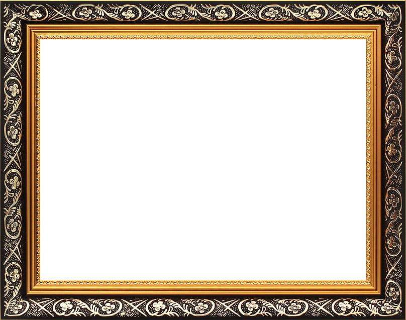 Багетная рама Белоснежка Sofia, 30х40 см, цвет: темно-коричневый1403-BL