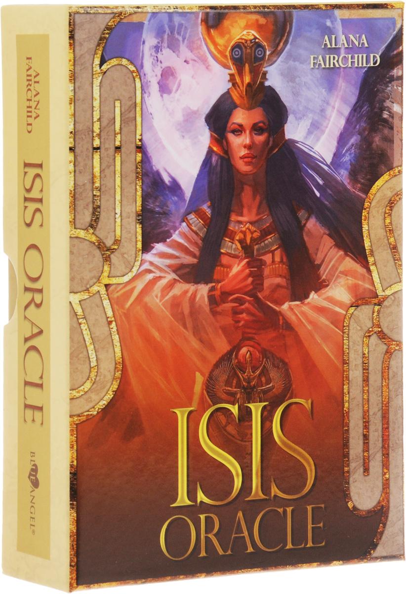 Оракул Blue angel  Isis Oracle, 44 карты, инструкция на английском языке. IO44IO44Ваш внутренний первосвященник или жрица идет по пути божественной любви, силы и мудрости. Это путь духовного мастерства, на котором мы возносимся из темноты борьбы к свету любви. Научитесь применять древние тайны учения богини Исиды на практике, это поможет вам ориентироваться в событиях и проблемах вашей повседневной жизни. Позвольте Изиде, этой священной жрице, волшебнице и целительнице, помочь вам проявить сокрытые в вашей душе таланты к исцелению, магии. Чем дальше вы путешествуете с Изидой из тьмы неизвестности к свету, любви и власти, тем больше способностей вы для себя откроете. Оракул Изиды включает в себя 44 карты и 220-страничный иллюстрированный путеводитель по этой колоде. Каждое описание предлагает мощный ритуал, помогающий понять сообщение, полученное от карты. Эти ритуалы, для многих из которых требуется медитация, помогут вам сосредоточиться и получить ответы на ваши вопросы.