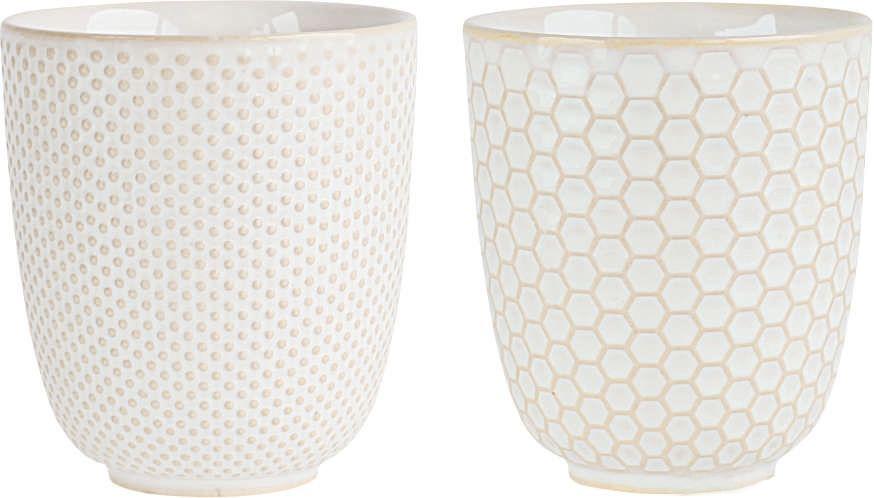Набор чашек Asa Selection Linna, цвет: белый, 4 шт. 90410/07190410/071Набор LINNA из 4х чашек. Диаметр 7,5 см, высота 8,2 см. Материал: фарфор.