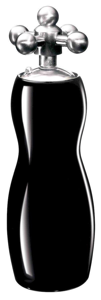 Мельница для соли/перца Asa Selection, цвет: черный. 5064/0025064/002Мельница для соли/перца. Высота: 24 см. Материал: фарфор. Цвет: черный.