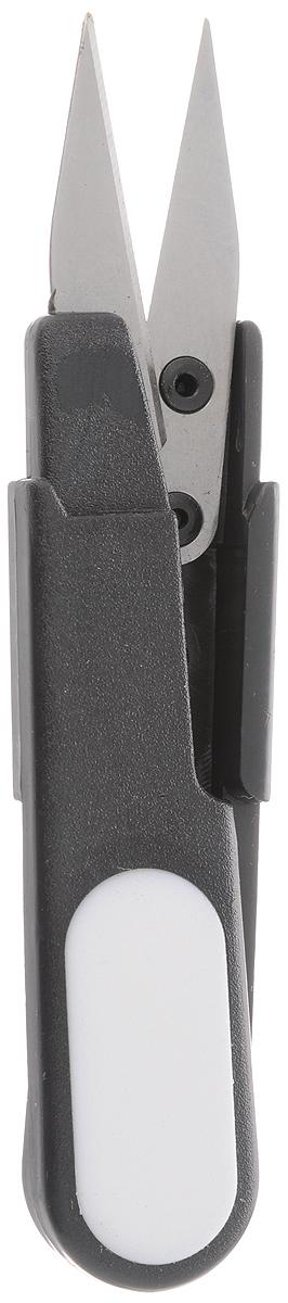 Сниппер для обрезки ниток Aurora, цвет: черный, белыйAU-CTC-104-BC_черныйСниппер Aurora используется для обрезки нитей любой толщины, а также для создания надсечек. Изделие выполнено из пластика, острые лезвия изготовлены из металла. Отличительной особенностью сниппера является его эргономичность. Форма сниппера максимально удобна для руки. Даже при длительной работе рука не устает от сниппера. Изделие снабжено колпачком для удобного и безопасного хранения. Длина лезвий: 4 см. Длина с учетом колпачка: 12 см.