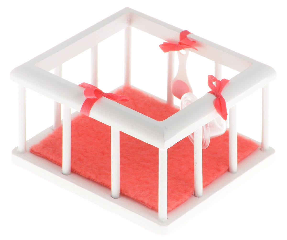 Fritz Canzler Манеж для кукол13-4823-00Манеж Fritz Canzler - это прекрасный аксессуар для игры с мини-куклами. Ваш ребенок может придумать и разыграть различные ситуации, используя кукол и манеж. Игрушка изготовлена из высококачественного материала, в производстве используется древесина бука и клена. Манеж для кукол Fritz Canzler обеспечивает развитие и обучение вашего ребенка в процессе игры. Производство осуществляется в Германии.