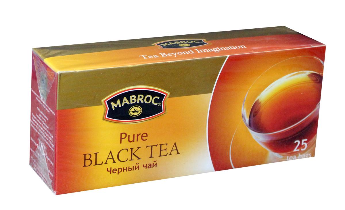 Mabroc Премиум классик чай черный в пакетиках, 25 шт4791029008462Черный чай Mabroc Премиум классик включает в себя все классические сорта цейлонского черного байхового чая с собственных плантаций. Его насыщенный вкус и терпкий аромат не оставят никого равнодушным.
