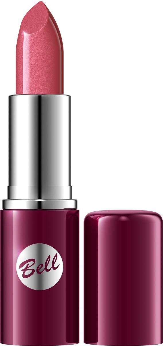 Bell Помада для губ Lipstick Classic 4,8 грB1po004Чтобы выглядеть сверхэлегантной, попробуйте помаду, которая придаст идеальную форму Вашим губам, окрашивая их в чистый, атласный и блестящий цвет. Формула, обогащенная питательными веществами и витаминами, подчеркнет аппетитность Ваших губ, одновременно увлажняя и защищая их. Мягкая и бархатная текстура помады обеспечивает легкое скольжение, а устойчивый пигмент сохраняет цвет на губах длительное время. Вы ощутите и увидите Ваши губы ухоженными и соблазнительными. Роскошная палитра из 27 тонов: от классических до супермодных для любого случая и настроения Тон 4