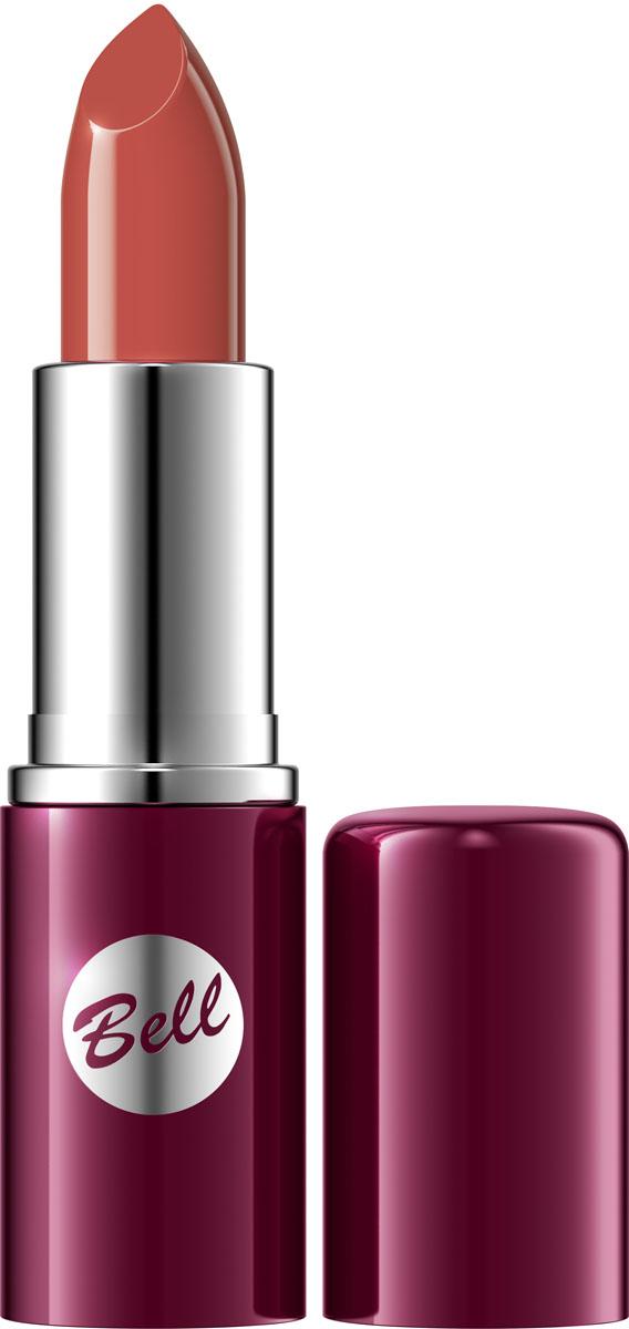 Bell Помада для губ Lipstick Classic 4,8 грB1po016Чтобы выглядеть сверхэлегантной, попробуйте помаду, которая придаст идеальную форму Вашим губам, окрашивая их в чистый, атласный и блестящий цвет. Формула, обогащенная питательными веществами и витаминами, подчеркнет аппетитность Ваших губ, одновременно увлажняя и защищая их. Мягкая и бархатная текстура помады обеспечивает легкое скольжение, а устойчивый пигмент сохраняет цвет на губах длительное время. Вы ощутите и увидите Ваши губы ухоженными и соблазнительными. Роскошная палитра из 27 тонов: от классических до супермодных для любого случая и настроения Тон 16