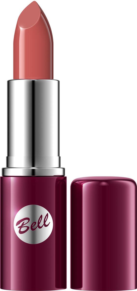 Bell Помада для губ Lipstick Classic Тон 102, 4,8 грB1po102Чтобы выглядеть сверхэлегантной, попробуйте помаду, которая придаст идеальную форму Вашим губам, окрашивая их в чистый, атласный и блестящий цвет. Формула, обогащенная питательными веществами и витаминами, подчеркнет аппетитность Ваших губ, одновременно увлажняя и защищая их. Мягкая и бархатная текстура помады обеспечивает легкое скольжение, а устойчивый пигмент сохраняет цвет на губах длительное время. Вы ощутите и увидите Ваши губы ухоженными и соблазнительными. Роскошная палитра из 27 тонов: от классических до супермодных для любого случая и настроения Тон 102