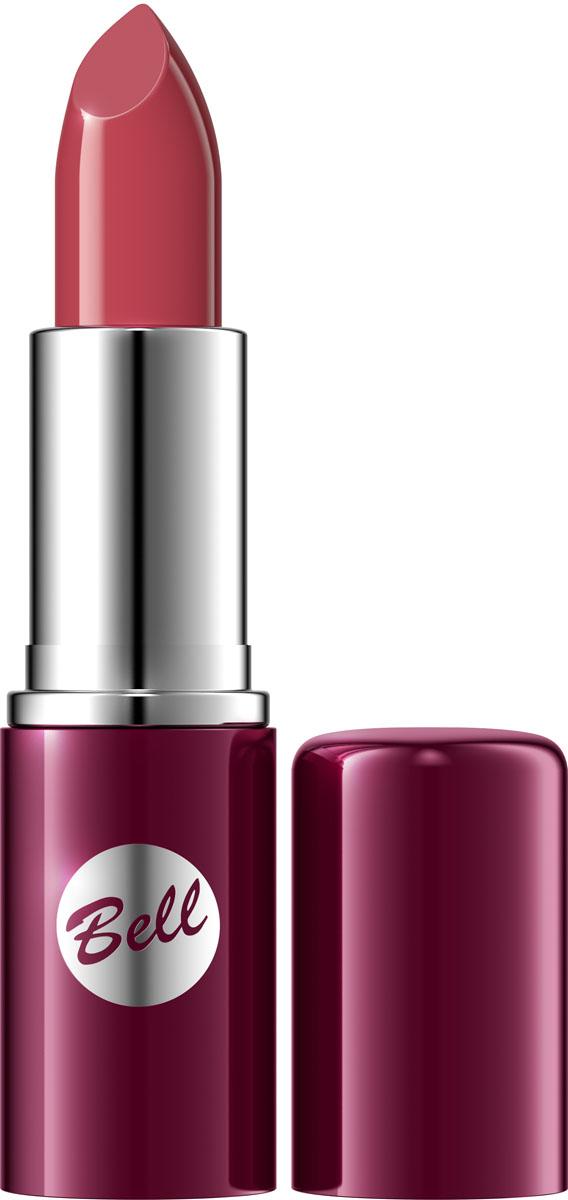 Bell Помада для губ Lipstick Classic Тон 124, 4,8 грB1po124Чтобы выглядеть сверхэлегантной, попробуйте помаду, которая придаст идеальную форму Вашим губам, окрашивая их в чистый, атласный и блестящий цвет. Формула, обогащенная питательными веществами и витаминами, подчеркнет аппетитность Ваших губ, одновременно увлажняя и защищая их. Мягкая и бархатная текстура помады обеспечивает легкое скольжение, а устойчивый пигмент сохраняет цвет на губах длительное время. Вы ощутите и увидите Ваши губы ухоженными и соблазнительными. Роскошная палитра из 27 тонов: от классических до супермодных для любого случая и настроения Тон 124