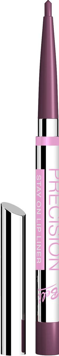 Bell Карандаш для губ Устойчивый Precision Lip Liner Тон 1, 4 грB5kuP001Автоматически, точно, идеально! Precision это изысканная коллекция автоматических контурных карандашей для макияжа глаз и губ. Нанесение точного контура теперь стало необычайно простым! Инновационные полимеры, входящие в состав, обеспечивают особую эластичность грифеля, что гарантирует точность и устойчивость нанесенных линий. Входящий в состав ланолин и специальный растительный воск ухаживает за нежной кожей губ, а силиконовые микрошарики гарантируют мягкое и комфортное нанесение. Результат – идеальный устойчивый макияж, ошеломляющий своей красотой и чувственностью! Тон 1
