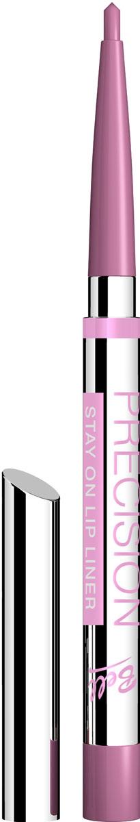 Bell Карандаш для губ Устойчивый Precision Lip Liner Тон 8, 4 грB5kuP008Автоматически, точно, идеально! Precision это изысканная коллекция автоматических контурных карандашей для макияжа глаз и губ. Нанесение точного контура теперь стало необычайно простым! Инновационные полимеры, входящие в состав, обеспечивают особую эластичность грифеля, что гарантирует точность и устойчивость нанесенных линий. Входящий в состав ланолин и специальный растительный воск ухаживает за нежной кожей губ, а силиконовые микрошарики гарантируют мягкое и комфортное нанесение. Результат – идеальный устойчивый макияж, ошеломляющий своей красотой и чувственностью! Тон 8