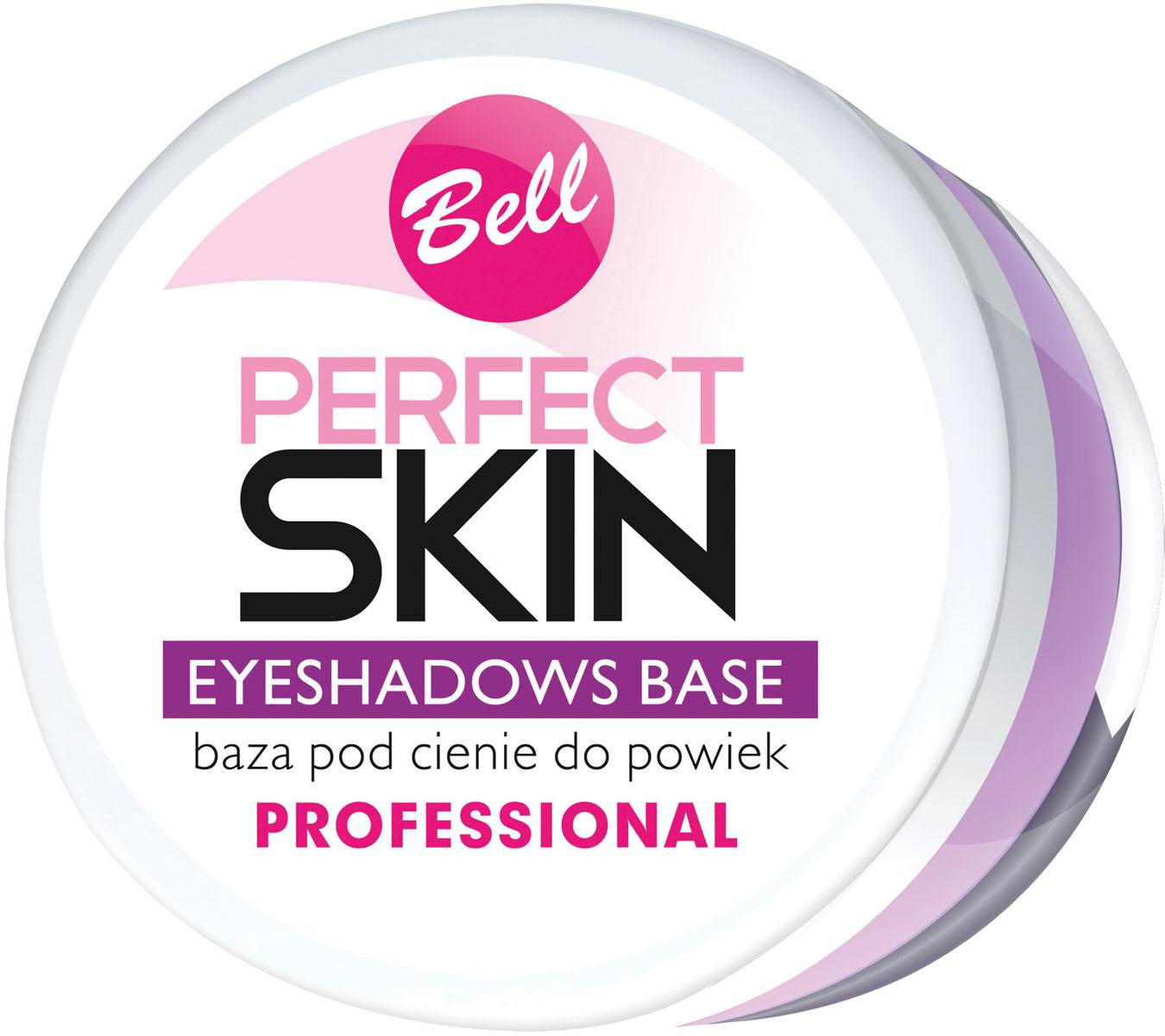 Bell База под тени для век Perfect Skin Eyeshadow Base Тон 20, 4 грBfbcPS020Основа наносится на веки перед нанесением теней, делает цвет более насыщенным и продлевает стойкость макияжа. Предотвращает осыпание теней и их скопление в складках век. Содержит UVB фильтр. Способ применения: нанесите небольшое количество основы, нежно распределите по всему веку, начиная от линии ресниц. Дождаться высыхания основы, а затем сделать макияж. Тон 20