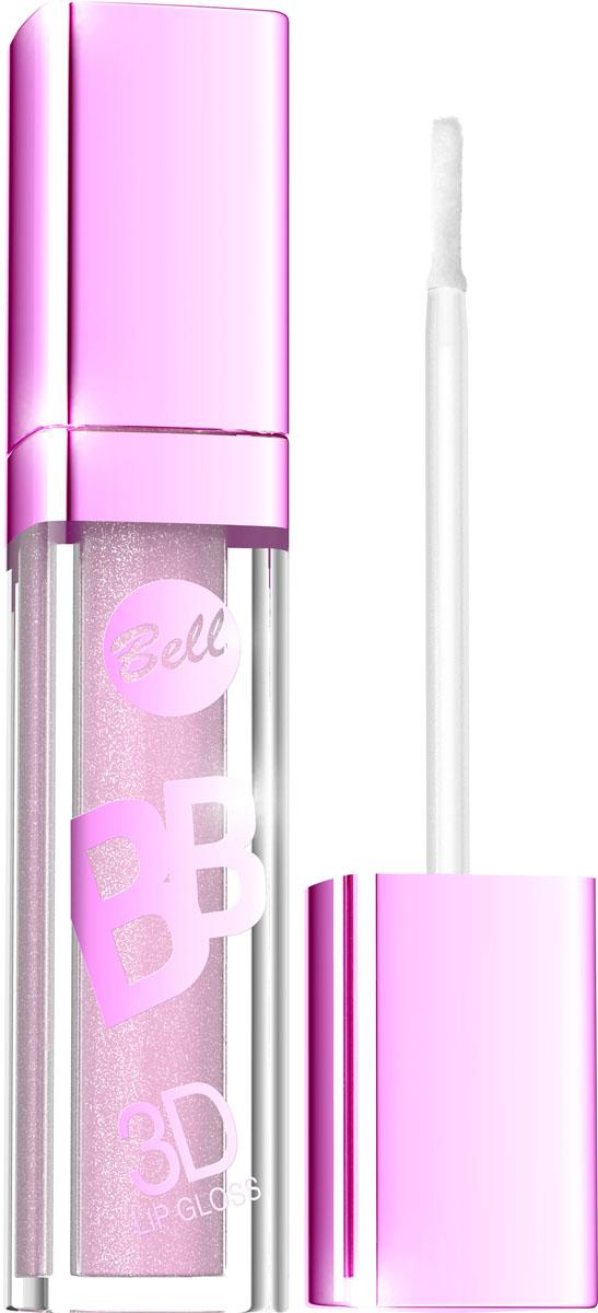 """Bell Блеск Визуально Увеличивающий Объем Губ Bb 3d Lip Gloss 6 млBlgBB004Xрустальный блеск и эффект разглаживания! Секрет действия блеска для губ заключается в формуле, содержащей """"Crystal Shine Complex"""" – маленькие частички, отражающие свет и обеспечивающие эффект 3D. Специально подобранные полимеры значительно улучшают увлажнение губ. Состав кондиционирующих компонентов увеличивает гибкость эпидермиса и гарантирует ощущение увлажненных губ. Легкая, кремовая формула не образует комочков и не склеивает губы. Цветовая палитра включает 6 модных оттенков. Тон 4"""