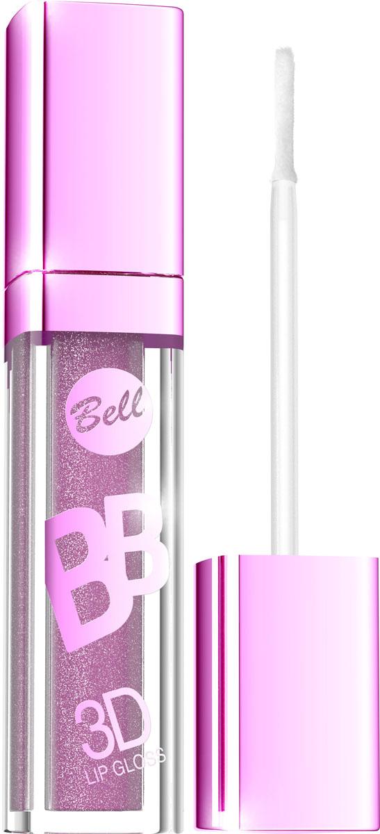 """Bell Блеск Визуально Увеличивающий Объем Губ Bb 3d Lip Gloss 6 млBlgBB005Xрустальный блеск и эффект разглаживания! Секрет действия блеска для губ заключается в формуле, содержащей """"Crystal Shine Complex"""" – маленькие частички, отражающие свет и обеспечивающие эффект 3D. Специально подобранные полимеры значительно улучшают увлажнение губ. Состав кондиционирующих компонентов увеличивает гибкость эпидермиса и гарантирует ощущение увлажненных губ. Легкая, кремовая формула не образует комочков и не склеивает губы. Цветовая палитра включает 6 модных оттенков. Тон 5"""