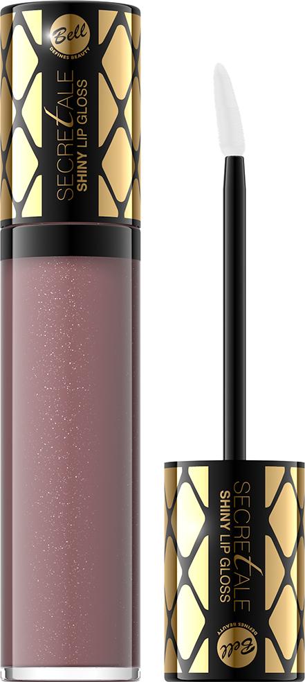 Bell Блеск для губ Увлажняющий Secretale Shiny Lip Gloss 6 млBlgsS010Разглаживающий и оптически увеличивающий объем блеск для губ. Кондиционирующие вещества увлажняют и смягчают их эпидермис. Блеск наносится нежно и приятно. Продукт равномерно покрывает губы блестящим, как капли воды, цветом. Благодаря стойкой формуле, этим эффектом можно наслаждаться очень долго.