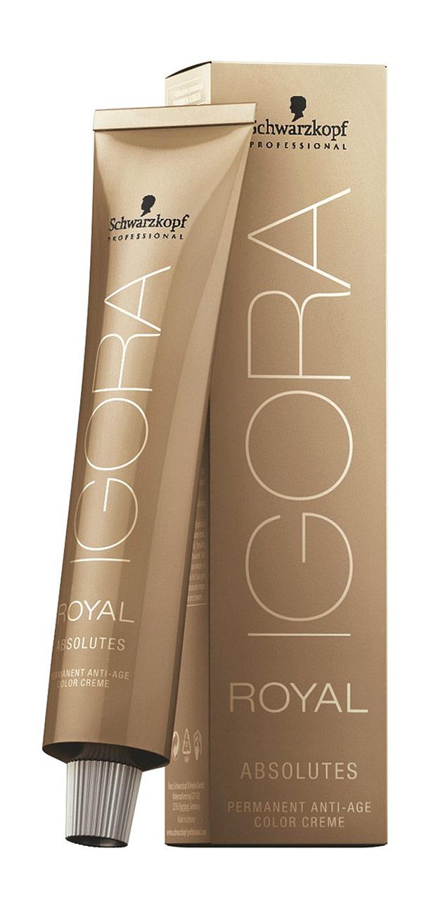 Igora Royal Перманентный краситель для волос 1-0 черный натуральный 80 мл1268905Подчеркните природную красоту высокотехнологичным окрашиванием. Будьте уверены в отличном ровном и устойчивом цвете. Цвет: черный натуральный. Объем: 80 мл