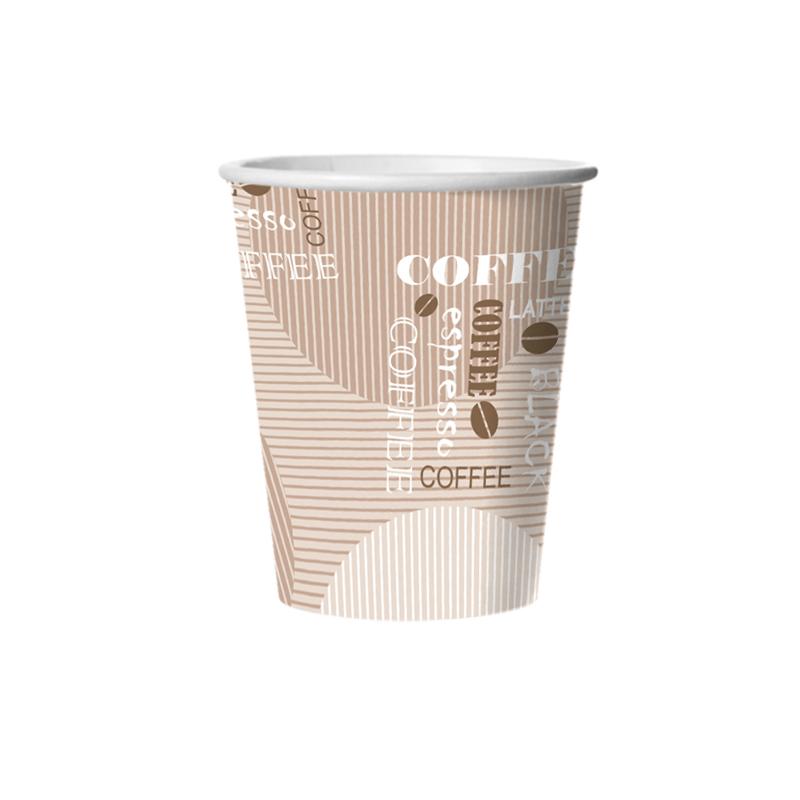 Набор одноразовых стаканов Bulgaree Green Утренний кофе, 0,25 л, 10 шт1002Набор одноразовых картонных стаканчиков с ярким принтом подойдет для сервировки стола на любой праздник.