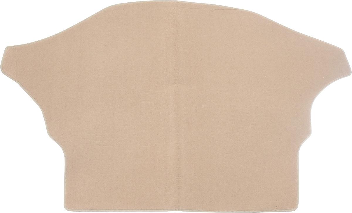 Коврик в багажник Novline-Autofamily, для Totyota Venza 2013->, цвет: бежевый, черный. NLT.48.67.11.102NLT.48.67.11.102Коврик в багажник Novline-Autofamily надежно убережет его от пыли, грязи и сырости, а значит, защитит кузов от коррозии. Текстильный коврик для автомобиля мягкий и приятный, а его основа из вспененного полиуретана не пропускает влагу. Изделие учитывает все особенности каждой модели авто и полностью повторяет контуры пола. Благодаря этому его не нужно будет подгибать или обрезать. Текстильный автомобильный коврик произведен из высококачественного материала, который держит форму. К тому же, этот материал очень прочный. Коврик из текстиля с основой из вспененного полиуретана легко впитывает и надежно удерживает грязь и влагу, при этом всегда выглядит довольно опрятно. Чистится коврик очень просто: как при помощи автомобильного пылесоса, так и различными моющими средствами.