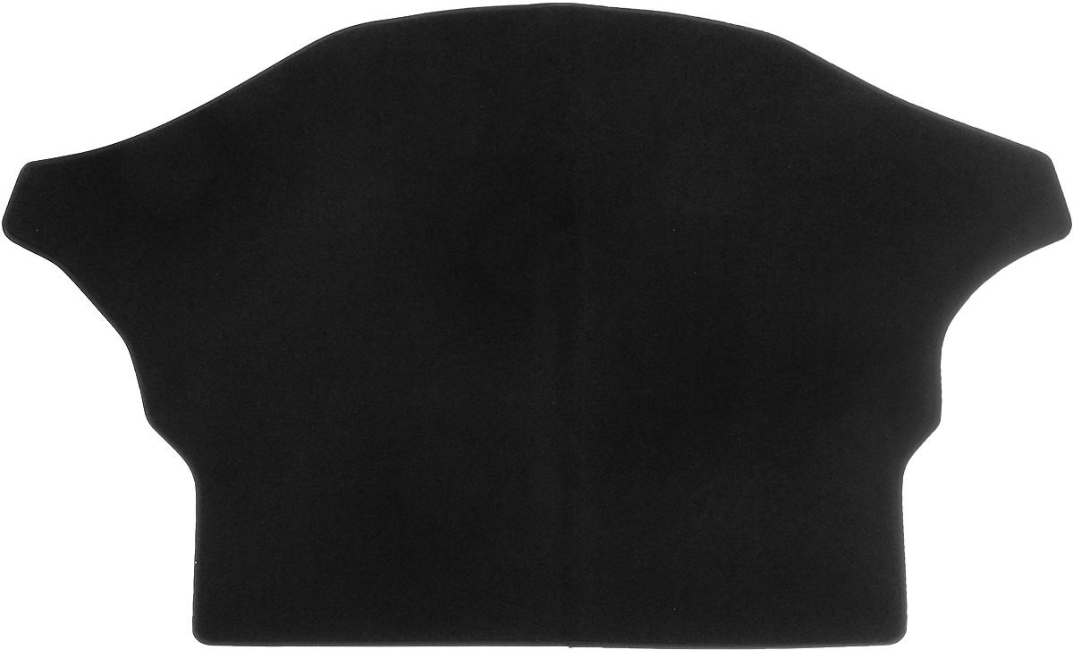 Коврик в багажник Novline-Autofamily, для Totyota Venza 2013->, цвет: черный. NLT.48.67.11.100NLT.48.67.11.100Коврик в багажник Novline-Autofamily надежно убережет его от пыли, грязи и сырости, а значит, защитит кузов от коррозии. Текстильный коврик для автомобиля мягкий и приятный, а его основа из вспененного полиуретана не пропускает влагу. Изделие учитывает все особенности каждой модели авто и полностью повторяет контуры пола. Благодаря этому его не нужно будет подгибать или обрезать. Текстильный автомобильный коврик произведен из высококачественного материала, который держит форму. К тому же, этот материал очень прочный. Коврик из текстиля с основой из вспененного полиуретана легко впитывает и надежно удерживает грязь и влагу, при этом всегда выглядит довольно опрятно. Чистится коврик очень просто: как при помощи автомобильного пылесоса, так и различными моющими средствами.