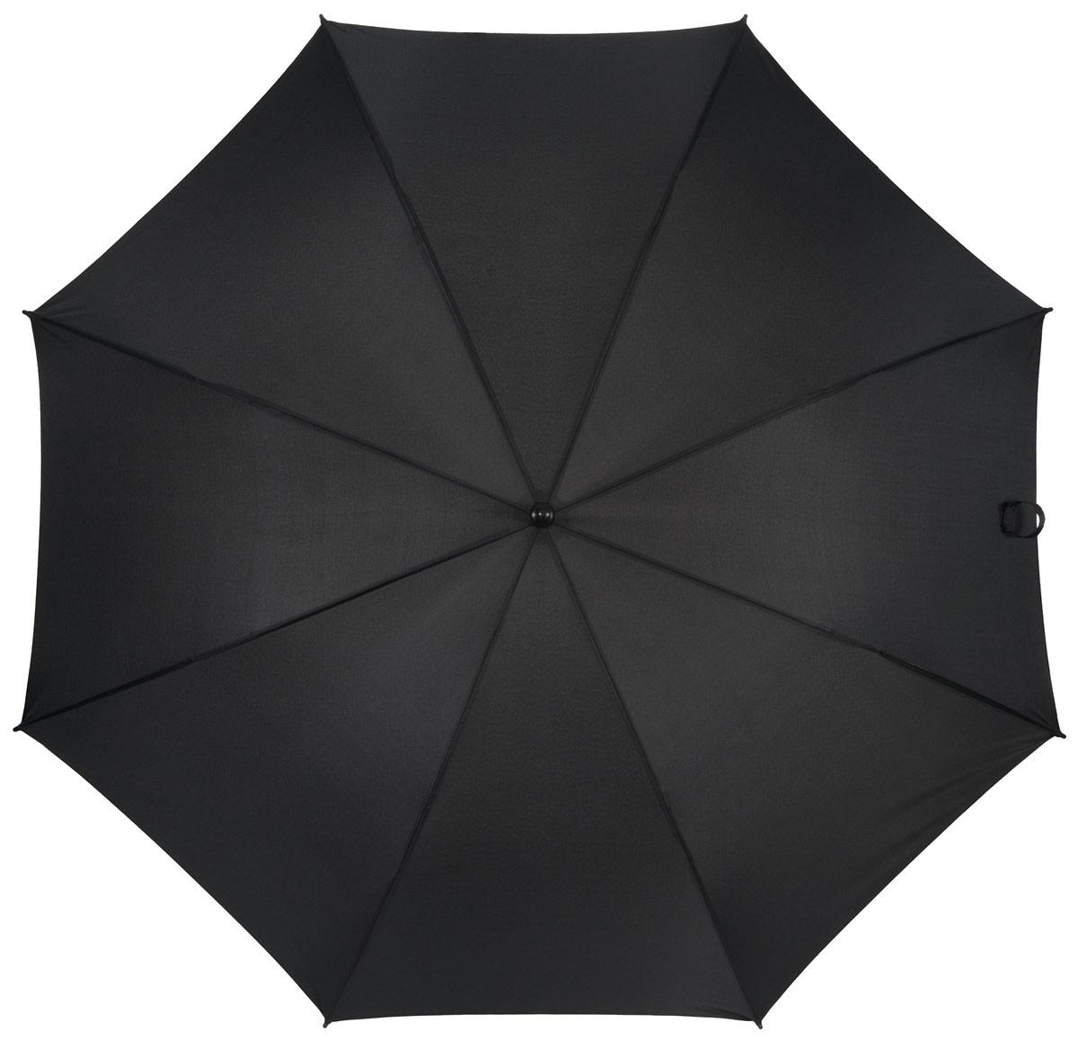 Зонт-трость мужской Эврика Меч самурая, полуавтомат, 3 сложения, цвет: черный. 9366393663Оригинальный мужской зонт Эврика станет отличным подарком для человека, которому нравятся необычные подарки. Зонт состоит из 8 спиц и стержня, изготовленных из качественного металла. Купол зонта изготовлен из качественного нейлона, который не пропускает воду. Зонт оснащен удобной пластиковой ручкой, выполненной в виде рукояти самурайского меча. Также зонт имеет наконечник, который устраняет попадание воды на стержень и уберегает зонт от повреждений. Зонт оснащен чехлом и удобным ремешком, благодаря которому зонт можно носить на плече. Изделие имеет полуавтоматический механизм сложения: купол открывается нажатием кнопки на ручке, а складывается вручную до характерного щелчка. Закрывается зонт хлястиком на кнопку. Такой оригинальный зонт не только привлечет внимание, но и надежно защитит вас от непогоды.