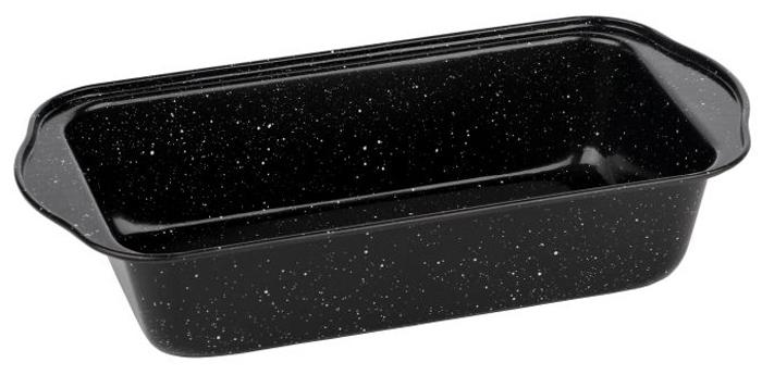 Форма для запекания Walmer Black Marble, 29,5 х 15 х 6,5 смW12022317Прямоугольная форма для выпечки Walmer Black Marbler, выполненная из высококачественной углеродистой стали, гарантирует великолепный результат. Материал корпуса, эффективность которого усилена вкраплениями дополнительного слоя твердых частиц, обеспечивает максимальную теплоотдачу, экономя время приготовления. Двухслойное антипригарное покрытие Xynflon полностью безопасно и не выделяет вредных веществ при нагреве. Форма имеет эргономичные ручки. Можно мыть в посудомоечной машине.