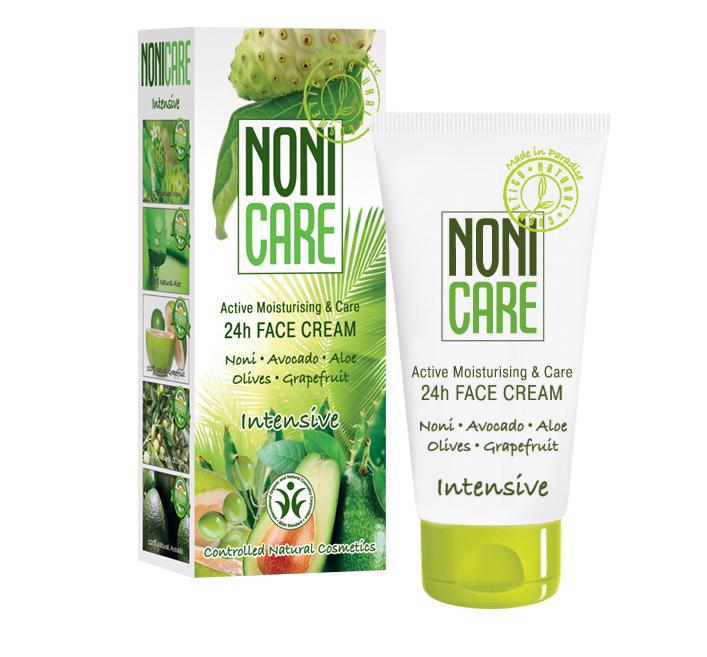 Nonicare Увлажняющий крем для лица 24 часа Intensive - 24 h Face Cream 50 мл5903240869428Крем препятствует преждевременному старению, обеспечивает полноценное питание, защиту и увлажнение на протяжении 24 часов. Устраняет сухость, стянутость и последствия обезвоживания кожи. Ускоряет регенерацию кожи и укрепляет сосуды. Восполняет необходимый ежедневный ресурс влаги. Активизирует клетки кожи, реконструирует и восстанавливает коллаген и гиалуроновую кислоту. Нормализует процесс ороговения и препятствует появлению черных точек (комедонов). Повышает иммунитет, снижает восприимчивость к внешней агрессии. Экстракты грейпфрута и цветков горького апельсина оказывают антиоксидантное действие, детоксицируют клетки кожи, предупреждают появление пигментации, улучшают эластичность кожи, обладают уникальными очищающими и антисептическими свойствами. При регулярном использовании действует эффект «накопления»: кожа разглаживается, становится наполненной, приобретает здоровый цвет. Крем восполняет необходимый ежедневный ресурс влаги кожи. Предупреждает преждевременное старение. Кожа...
