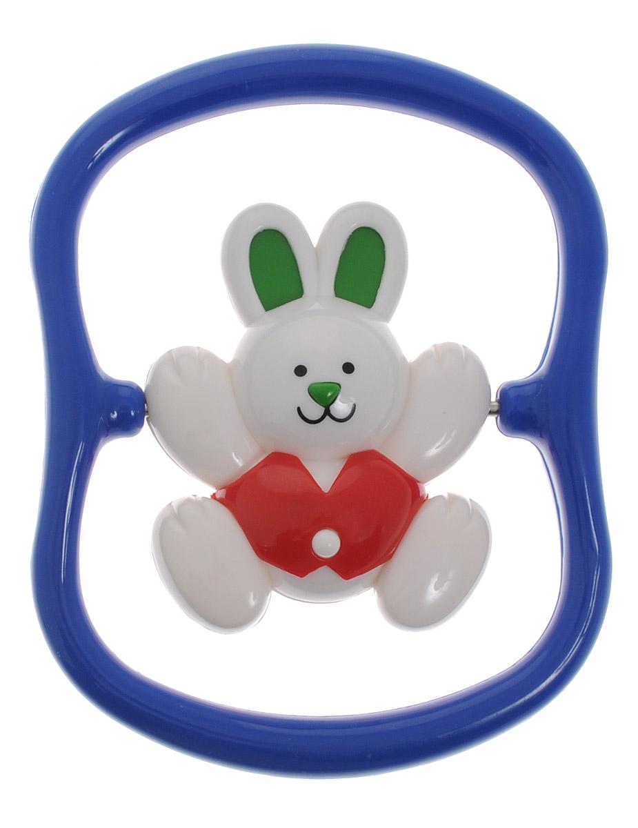 Tolo Погремушка Кролик86175Погремушка Tolo Кролик непременно привлечет внимание вашего малыша. С первых месяцев жизни ребенок начинает интересоваться яркими, подвижными предметами, ведь они являются его главными помощниками в изучении нашего удивительного мира. Забавная погремушка Кролик поможет малышу научиться фокусировать внимание, различать звуки и знакомиться с формами. Игрушка развивает мелкую моторику, слуховое восприятие, прикосновение и осязание. Выполнена в ярком дизайне и из безопасных материалов.