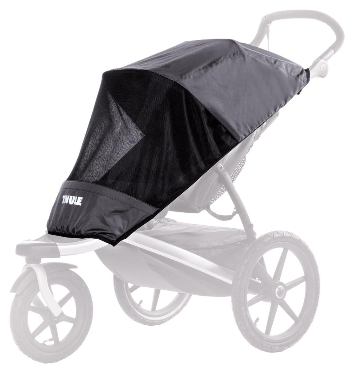 Thule Грязезащитный чехол Glide Mesh cover20110715Возможность индивидуальной регулировки для максимальной защиты Защищает от вредных солнечных лучей Защищает ребенка от солнца, ветра и насекомых