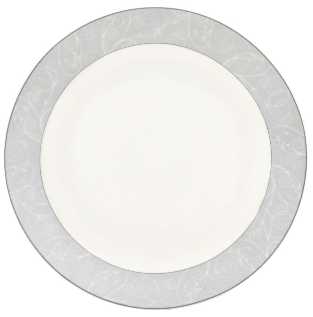 Набор обеденных тарелок Esprado Florestina, диаметр 23,5 см, 6 штFLO023SE301Тарелка обеденная, 23,5 см, костяной фарфор, Florestina, Esprado, FLO023SE302