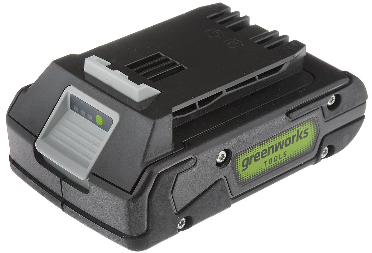 Литий-ионная аккумуляторная батарея GreenWorks