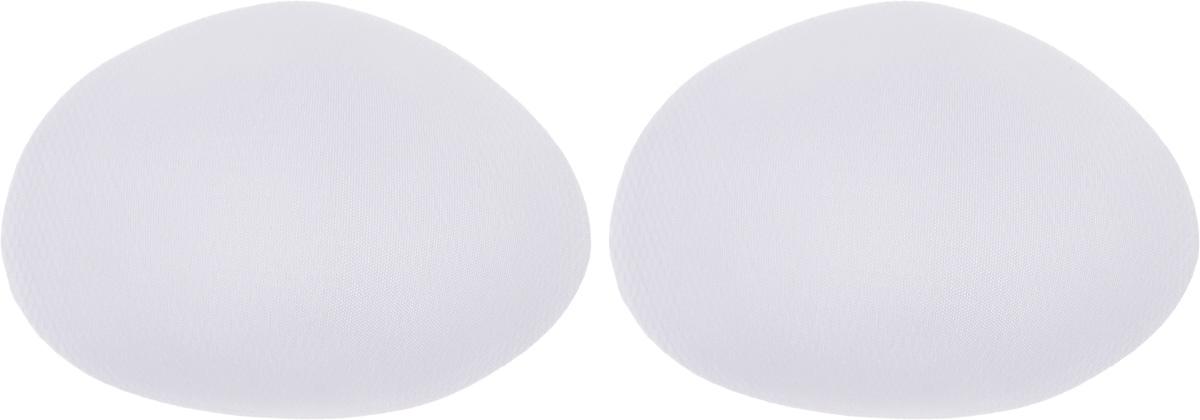 Чашечки для купальника Hemline, чашка A (10-12). Размер S960.SЧашечки Hemline, изготовленные из полиэстера, предназначены для купальников, бюстгальтеров и вечерних открытых платьев. В упаковке 1 пара (2 штуки). Величина чашки бюстгальтера определяется разницей между обхватом груди и обхватом под грудью. Разница для размера чашки A: 10-12 см.