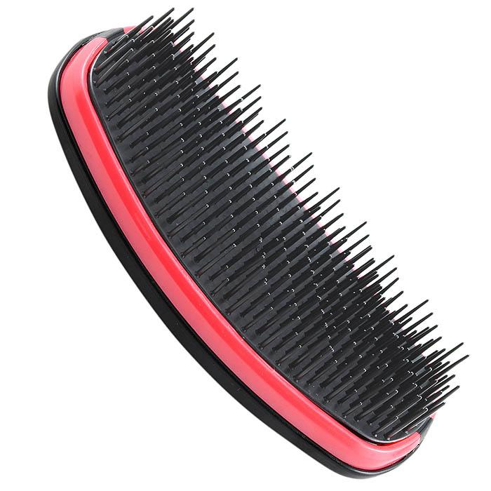 Профессиональная щетка для спутанных волос Salon Professional Tangle Pink339-6H062Профессиональная щетка для спутанных волос Salon Professional Tangle Pink