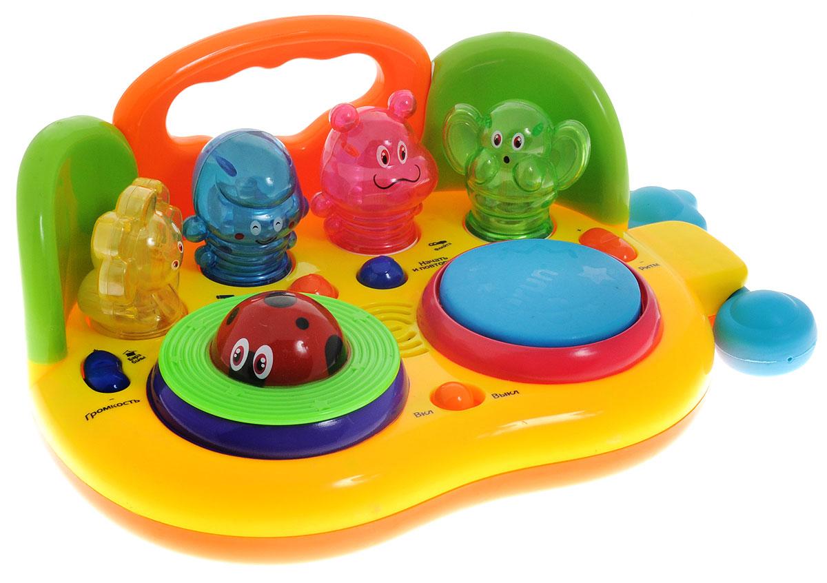 Tongde Музыкальная игрушка Зов джунглей