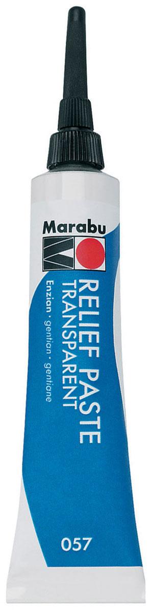 Рельеф-паста для стекла и керамики Marabu-Reliefpaste, 20 мл, цв. (контур)352127_057Рельеф-паста (контур) для стекла и керамики Marabu предназначена для декорирования стекла и керамики. С помощью такой пасты вы сможете легко нанести витражный рельеф прямо из тюбика с тонким носиком. Работать с контурами Marabu очень просто. Рельеф наносится из тюбика, не пахнет, до высыхания легко смывается водой. Не требует закрепления обжигом. Вы можете наносить контур по трафарету, или подложив рисунок под стекло. После полного высыхания (около 3 суток) рельеф устойчив к мытью даже в посудомоечной машине (в режиме стекло при температуре до 50 градусов). Вы сможете декорировать этими контурами вазы, чашки, бокалы, тарелки, зеркала, окна веранды, елочные шары из прозрачного пластика. Контуры Marabu на водной основе, без запаха, ложатся не только на стекло, но и на другие поверхности. Поэтому их можно использовать в качестве универсальных акриловых контуров в любом декоре и и точечной росписи (технике пике).