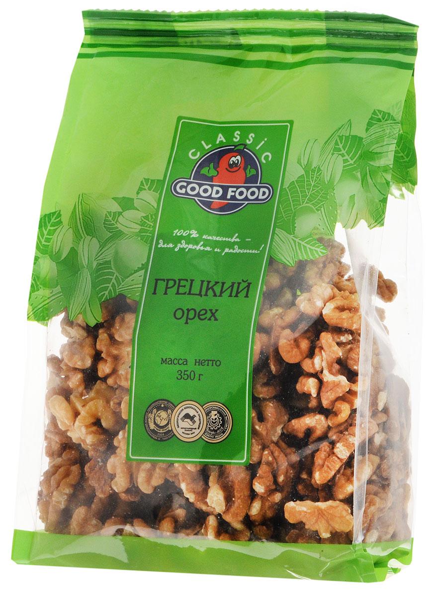 Good Food грецкий орех, 350 г