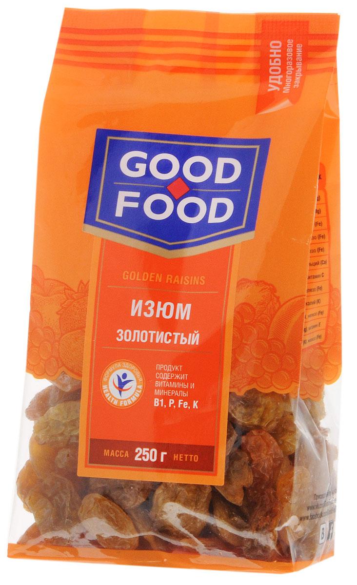 Good Food изюм золотистый, 250 г