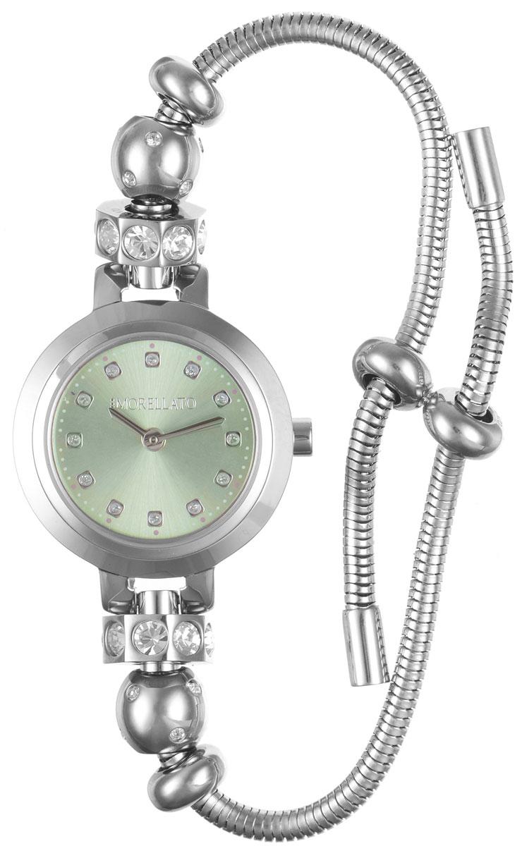 Часы наручные женские Morellato, цвет: серебристый. R0153122549R0153122549Изысканные женские часы Morellato изготовлены из высокотехнологичной гипоаллергенной нержавеющей стали. Ремешок выполнен из нержавеющей стали. Кварцевый механизм имеет степень влагозащиты равную 3 Bar и дополнен часовой и минутной стрелками. Браслет выполнен из соединяющихся между собой элементов в стиле Пандора. Для того чтобы защитить циферблат от повреждений в часах используется высокопрочное минеральное стекло. Браслет затягивается и комплектуется надежным и удобным в использовании замком-шнурком, который позволит с легкостью снимать и надевать часы, менять размер браслета. Часы упакованы в фирменную коробку и дополнительно в подарочную коробку с названием бренда. Часы Morellato подчеркнут изящность женской руки и отменное чувство стиля у их обладательницы.