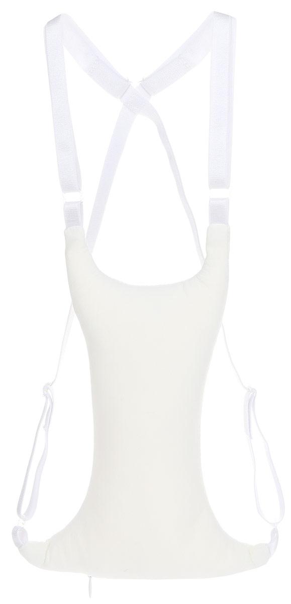 Подушка для груди Smart Textile Женский каприз. Омоложение, наполнитель: лебяжий пух, цвет: белый, 21 х 19 х 5 смGKO_белыйПодушка для груди Smart Textile Женский каприз. Омоложение подходит для реабилитации после операций и косметических процедур, беременным и кормящим женщинам, создает комфорт во время сна обладательницам большого бюста. Эта подушка создана не только для комфорта груди, но и для того, чтобы предотвратить образование морщин в зоне декольте. Эти морщинки, похожие на гусиные лапки, являются следствием сна на боку или животе. Подушка позволяет больше отдыхать во время сна, она уменьшает дискомфорт во время сна на боку и на животе и снижает риск развития заболеваний, связанных с молочной железой (рак, мастопатия). Подушка выполнена из ткани (73% полиамид, 27% эластан) с микрокапсулами. Внутри - наполнитель из лебяжьего пуха. Микрокапсулы - это капсулы размером в несколько микрометров, состоящие из плотной оболочки и содержащие активные вещества (витамины, экстракты). Во время эксплуатация изделия активные вещества выделяются на поверхность ткани,...
