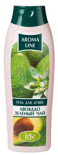 Iris Гель для душа Aroma Line Авокадо и Зеленый чай, 400 мл4810340003342Экстракт авокадо прекрасно увлажняет и смягчает кожу, полноценно насыщая ее необходимыми питательными веществами, стимулирует выработку коллагена и эластина, устраняет сухость и шелушение. Зеленый чай улучшает структуру кожи, предохраняя ее от преждевременного увядания, обладает антисептическими и антибактериальными свойствами Традиционной основой косметики IRIS являются натуральные природные вещества, целебные растительные экстракты, витамины, масла, микроэлементы. Вместе с тем проверенные временем компоненты вводятся в косметические препараты в самых современных формах, которые придают косметике поразительную действенность.
