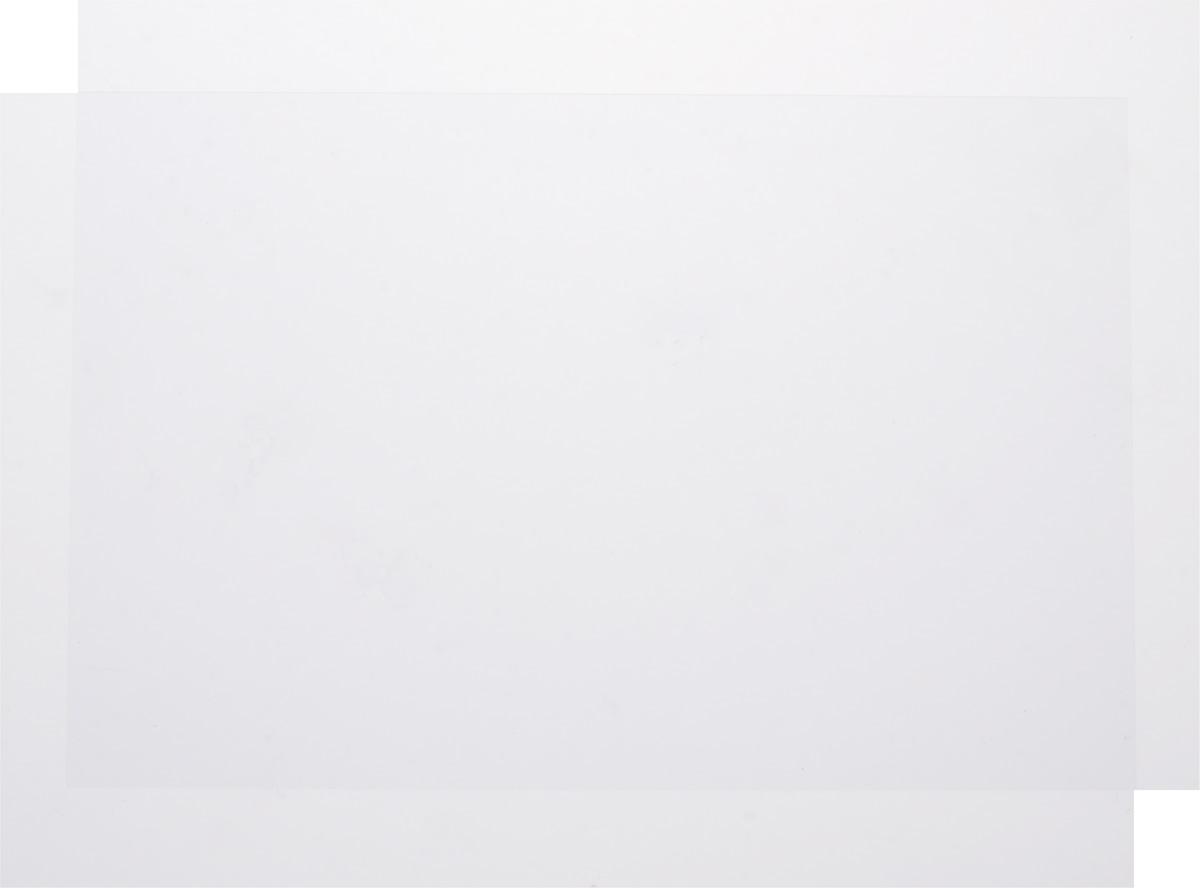 Шаблон Hemline, пластиковый, 29,7 х 21 см, 2 шт863Тонкий пластиковый лист Hemline предназначен для самостоятельного изготовления шаблонов. Изготовлен из нескользящего пластика, на котором можно делать разметку ручкой или карандашом. Легко режется в любом направлении. Количество: 2 шт