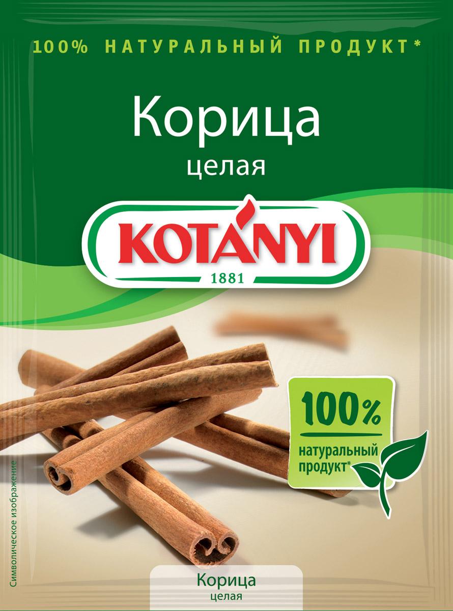 Kotanyi Корица целая, 17 г156411Все началось в 1881 году, когда Януш Котани основал мельницу по переработке паприки. Позже добавились лучшие специи и пряности со всего света. Как в те времена, так и сегодня. Используются только самые качественные ингредиенты для создания особого вкуса Kotanyi. Прикоснитесь и вы к источнику такого вдохновения! Корица - одна из самых ароматных пряностей в мире, получаемая из коры молодых побегов коричневого дерева. Восхитительный, ни с чем не сравнимый экзотический аромат корицы создаст атмосферу праздника в вашем доме. Корица придаст превосходный яркий вкус разнообразной выпечке, сладким блюдам и напиткам.